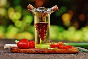 Tomates et vinaigrette