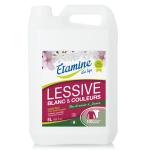 lessive liquide fleur de cerisier et jasmin