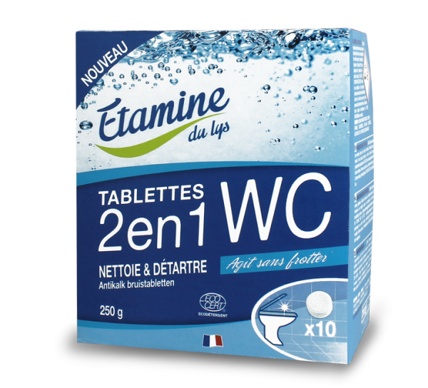 tablettes WC