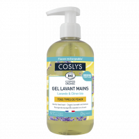 Gel lavant mains lavande citron 300ml coslys