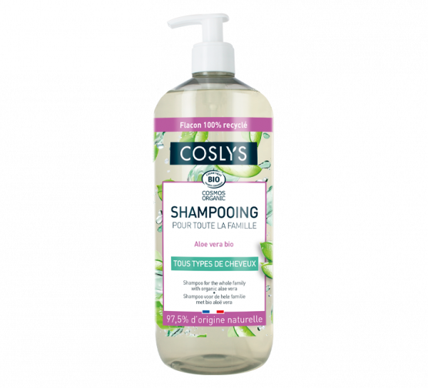 Shampooing famille coslys