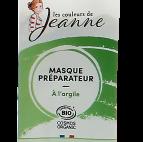 masque préparateur argile les couleurs de jeanne