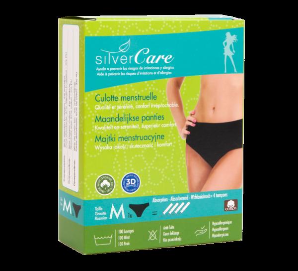culotte menstruelle silvercare