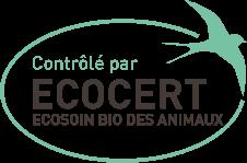 contrôlé par ecocert ecosoin bio des animaux