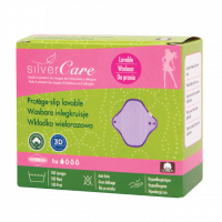 protège slip lavable silvercare